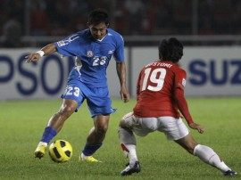 Azkals vs. Bangladesh first half updates