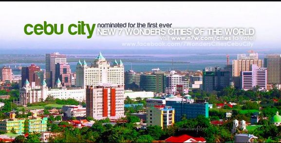 Cebu City Philippines  city pictures gallery : Philippine Cities Dominates New 7 Wonder Cities in Southeast Asia and ...
