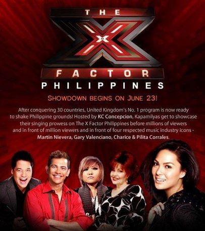 The X Factor Philippines Competition