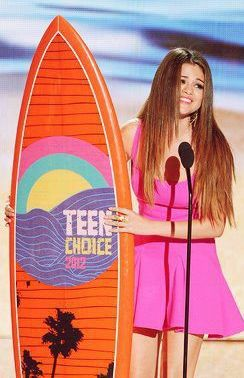 Teen Choice Awards Winners