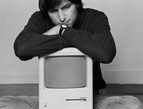 Norman Seeff pictures of Steve Jobs
